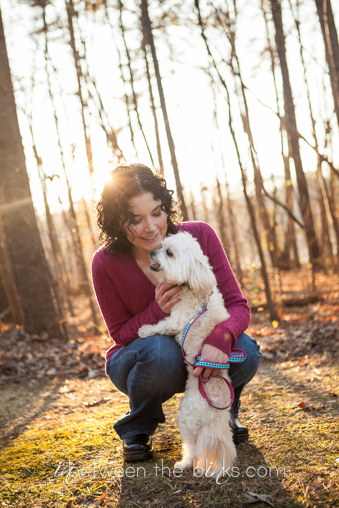 Maggie The Peekapoo Cary Dog Photographer Inbetween